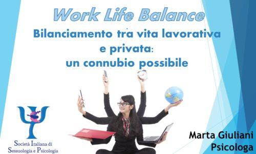 Work Life Balance-Marta Giuliani